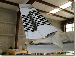 Advanced Aircraft Refinishers - Our Process