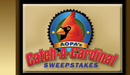 AOPA's Catch a Cardinal Sweepstakes